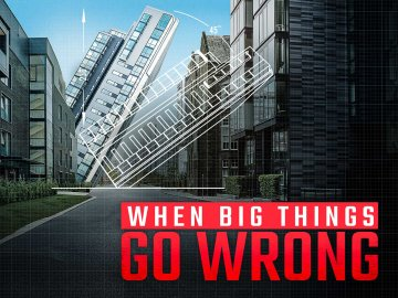 When Big Things Go Wrong