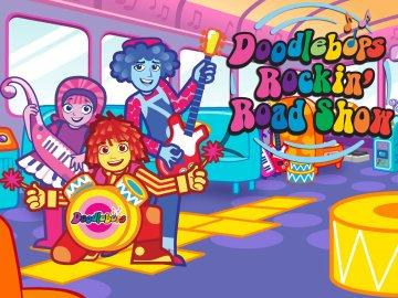 Doodlebops Rockin' Road Show