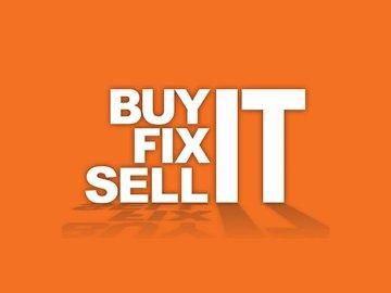 Buy It! Fix It! Sell It!