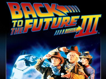 Back to the Future Part III