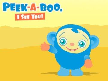 Peekaboo I See You!