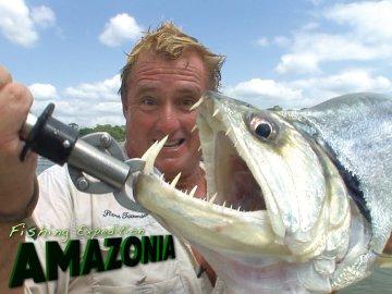 Fishing Expedition Amazonia