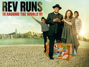 Rev Runs Around the World