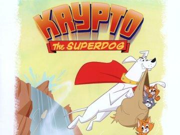 Krypto: The Superdog