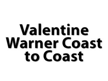 Valentine Warner: Coast to Coast
