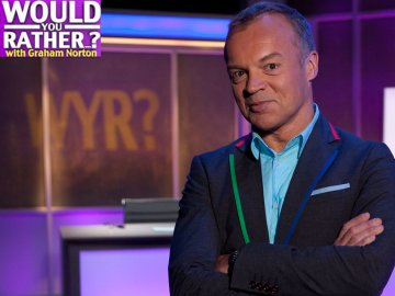 Would You Rather? With Graham Norton