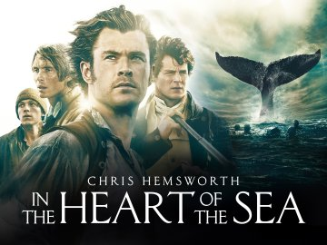 In the Heart of the Sea: 3D