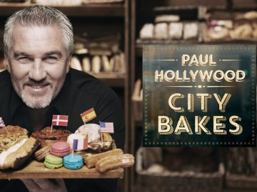 Paul Hollywood City Bakes