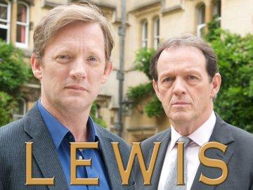 Inspector Lewis on Masterpiece