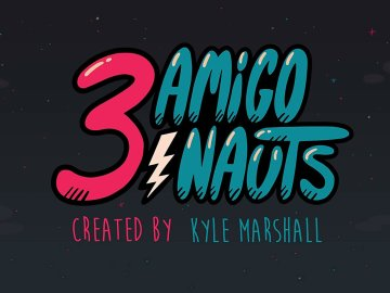 The 3 Amigonauts