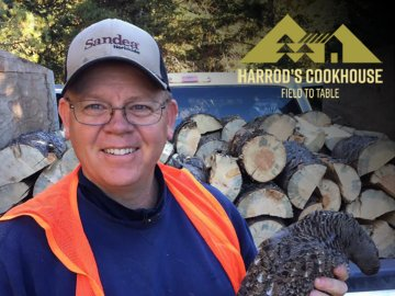Harrod's Cookhouse Field to Table