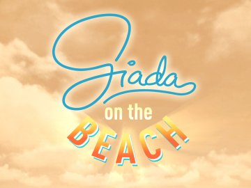 Giada on the Beach