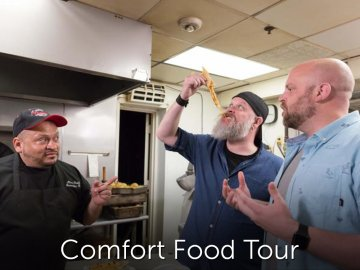 Comfort Food Tour