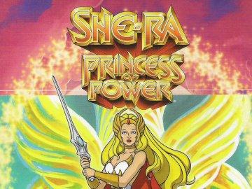 She-Ra: Princess of Power!