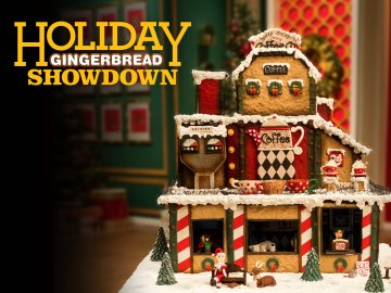Holiday Gingerbread Showdown