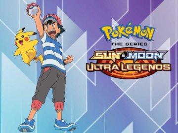 Pokemon The Series: Sun & Moon Ultra Legends