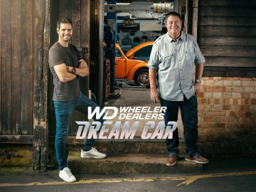 Wheeler Dealers: Dream Car