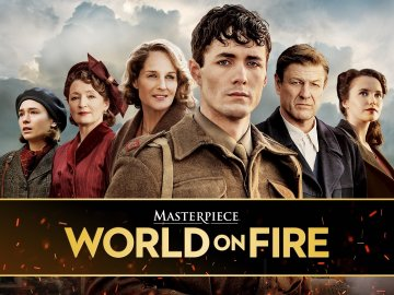 World on Fire on Masterpiece